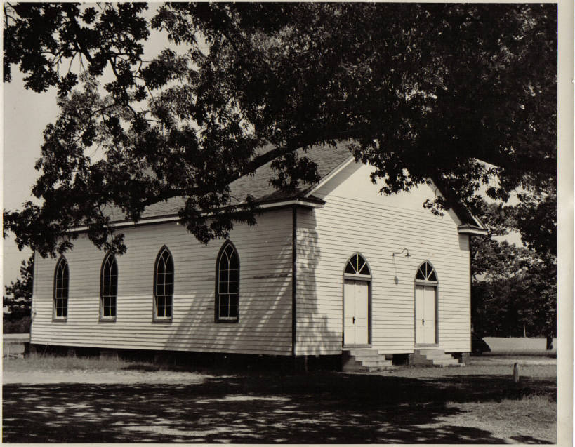 Bybee's Road Baptist Church, Troy, Virginia